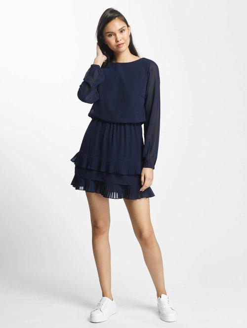 Vero Moda Robe vmFreya bleu