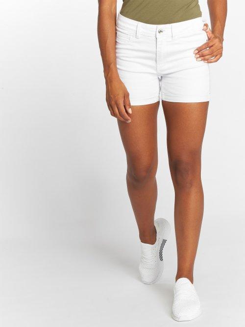 Vero Moda Short vmHot Seven blanc