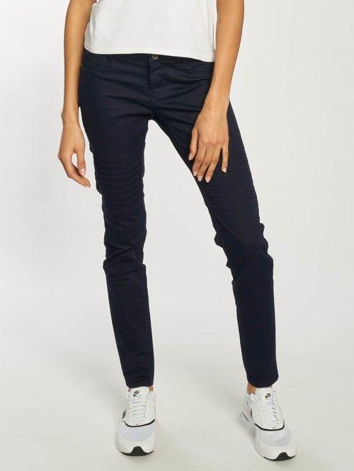 Vero Moda Skinny jeans vmHot blauw