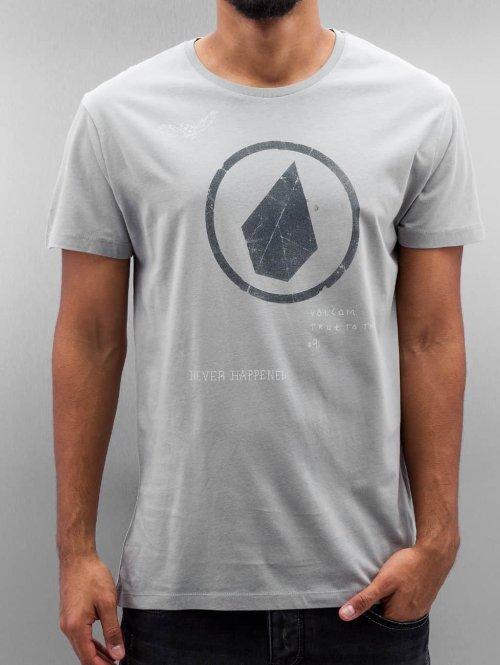 Volcom T-paidat Zineone harmaa