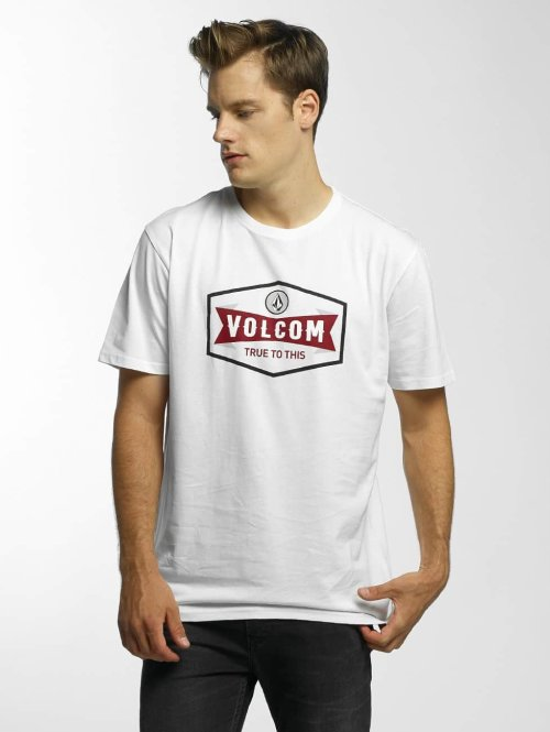 Volcom T-paidat Budy Basic valkoinen