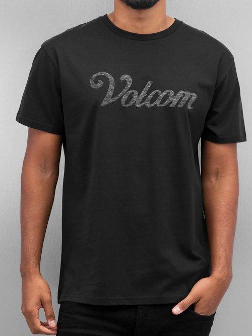 Volcom T-Shirt Cycle schwarz