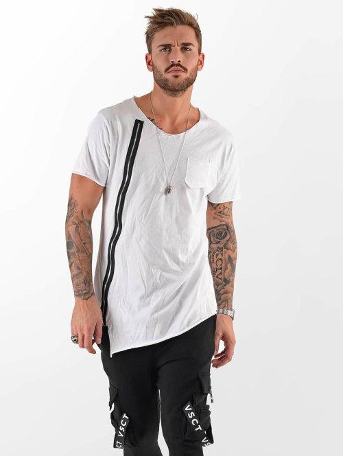 VSCT Clubwear Футболка Laser Cut белый