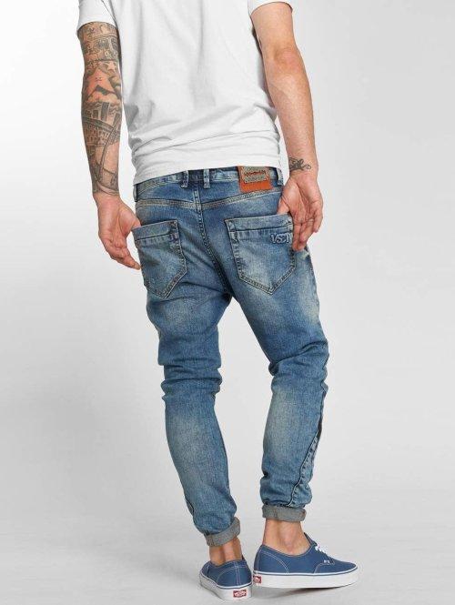 VSCT Clubwear Antifit Liam Biker blau