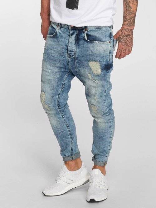 VSCT Clubwear Antifit Keanu Lowcrotch blau