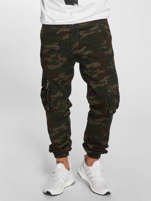 VSCT Clubwear Cargobroek Noah camouflage