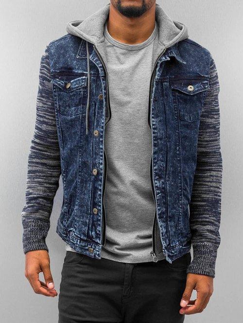 VSCT Clubwear Farkkutakit Hybrid Denim sininen