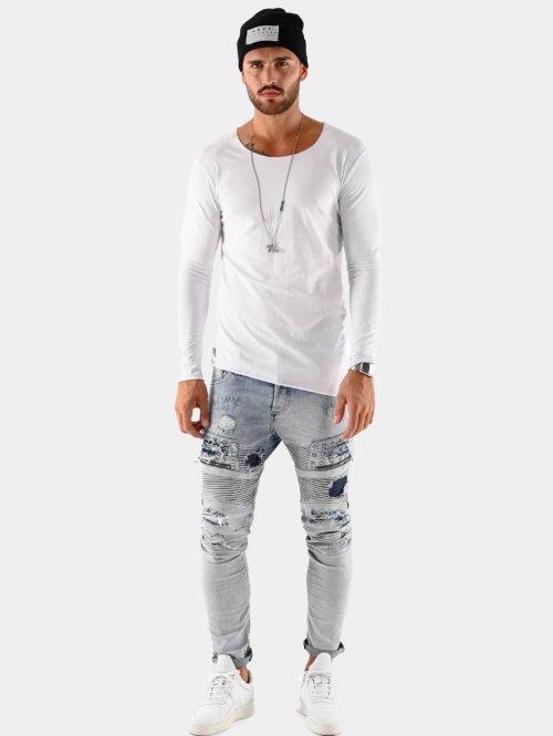 VSCT Clubwear Longsleeve Basic weiß