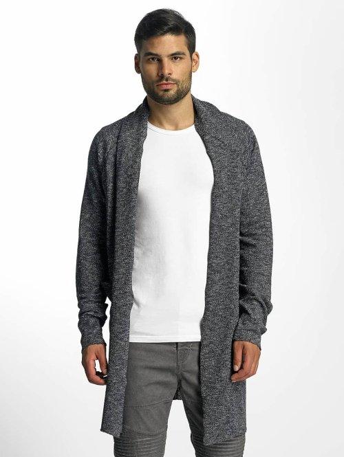 VSCT Clubwear Strickjacke Open Knit indigo
