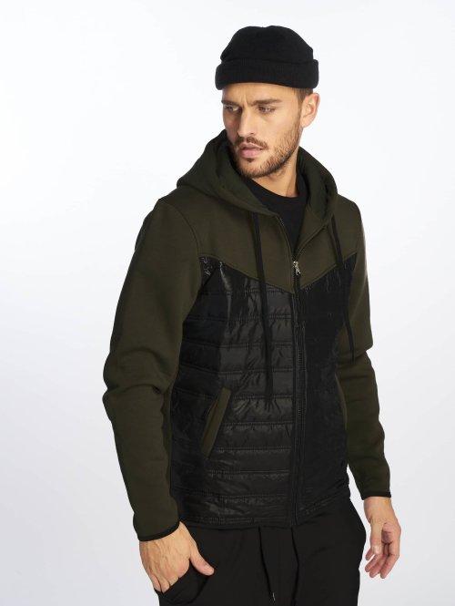 VSCT Clubwear Välikausitakit 2 Colour Amour khakiruskea