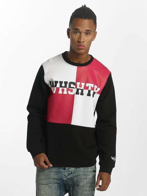 Who Shot Ya? Pullover WY Grip schwarz