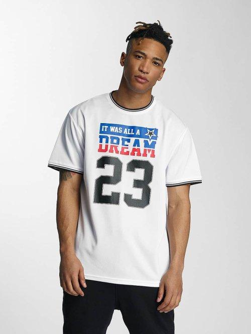 Who Shot Ya? T-Shirt Dream weiß