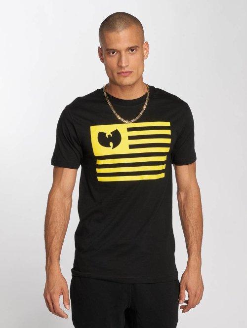 Wu-Tang Футболка Flag черный