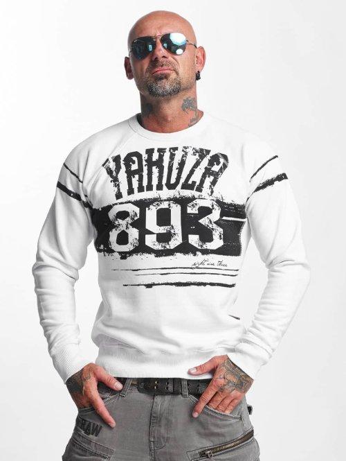 Yakuza Sweat & Pull Yent blanc
