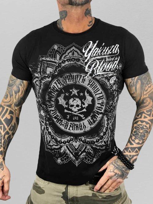 Yakuza T-Shirt Inked in Blood schwarz