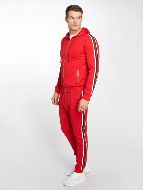 Zayne Paris Trainingspak Sweat rood