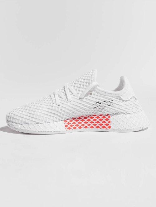 adidas originals Baskets Deerupt Runner J blanc