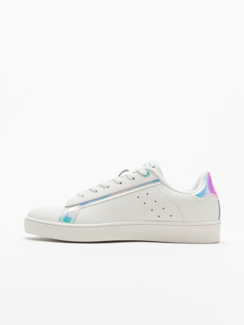Just Rhyse Sneaker Reflection weiß
