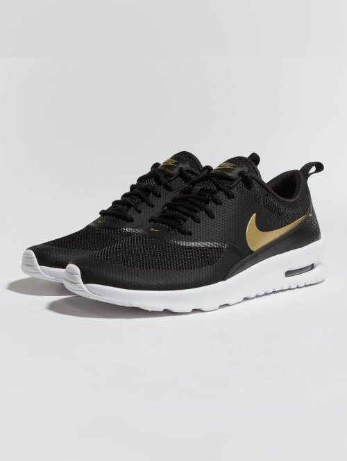 Nike Tennarit Air Max Thea J musta