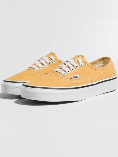 Vans Sneaker UA Authentic gelb