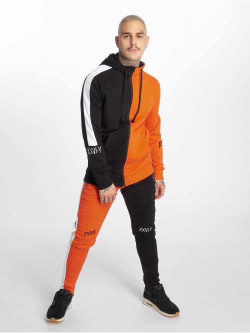 2Y Ensemble & Survêtement  Dash Track Suit Black/Or...