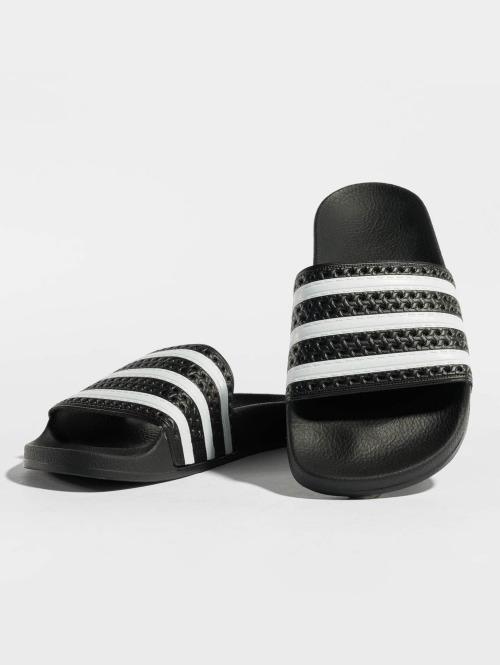 adidas originals Sandaalit Adilette musta