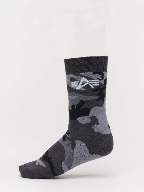 Alpha Industries Socken Camo camouflage