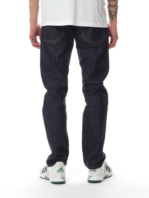 Carhartt WIP Straight Fit Jeans Oakland blau