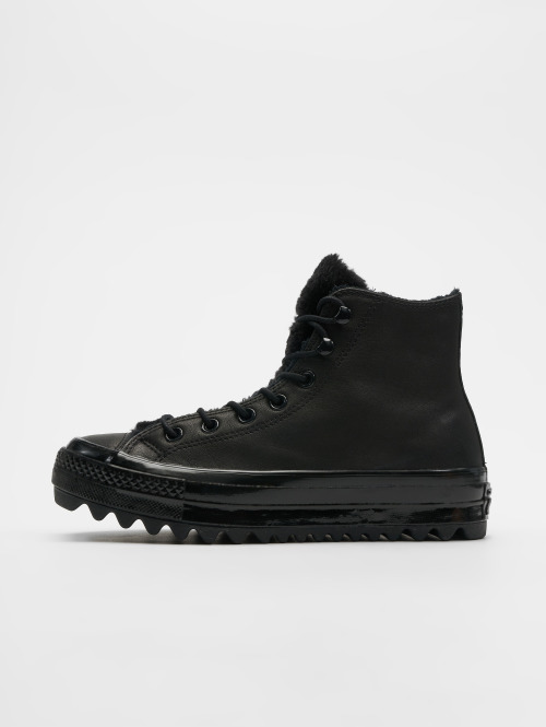 Converse Sneaker ChuckTaylor All Star Lift Ripple schwarz