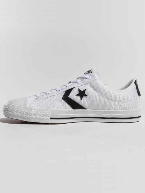 Converse Sneaker Player Ox weiß