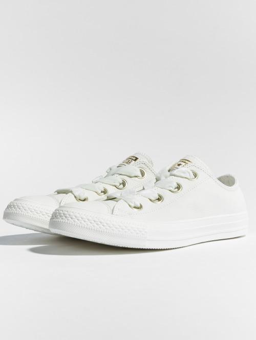 Converse Sneaker Chuck Taylor All Star Big Eyelets Ox weiß
