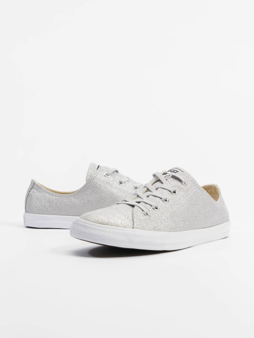 Converse sneaker Chuck Taylor All Star Dainty Ox zilver