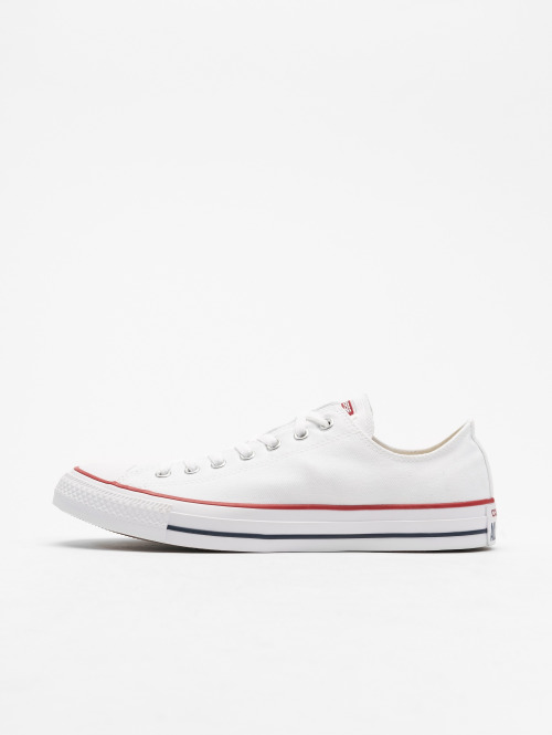 Converse Tøysko All Star Dainty Ox Chucks hvit