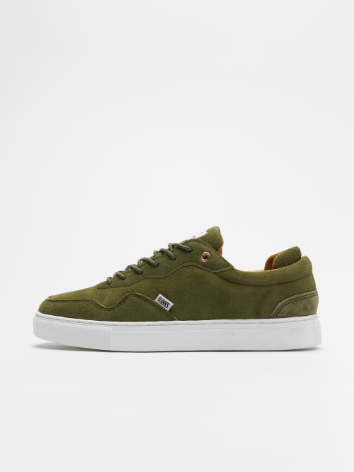 Djinns Sneaker Awaike grün