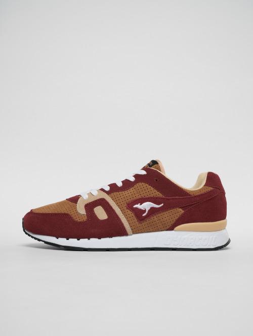 KangaROOS Sneaker Omnicoil rot