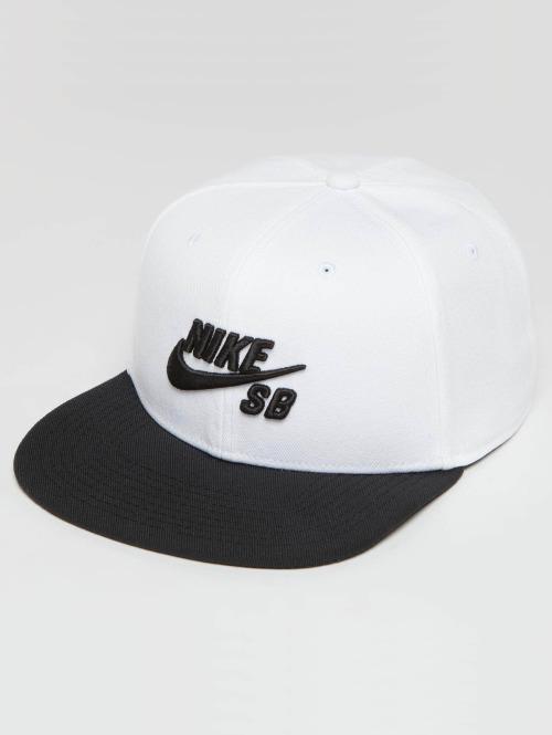 Nike SB snapback cap Icon Snapback wit