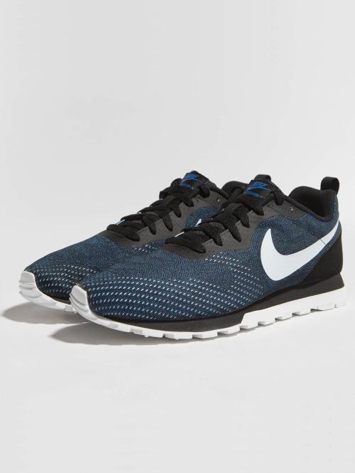 Nike sneaker MD Runner II ENG Mesh blauw