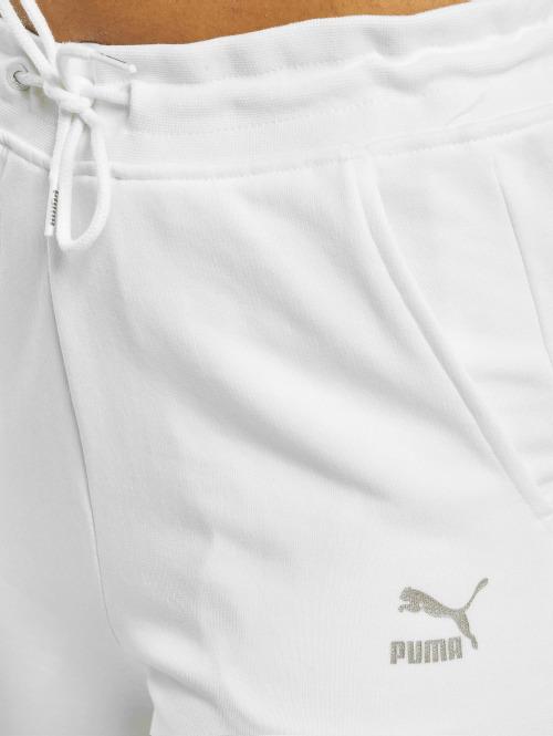 Puma Jogginghose  weiß
