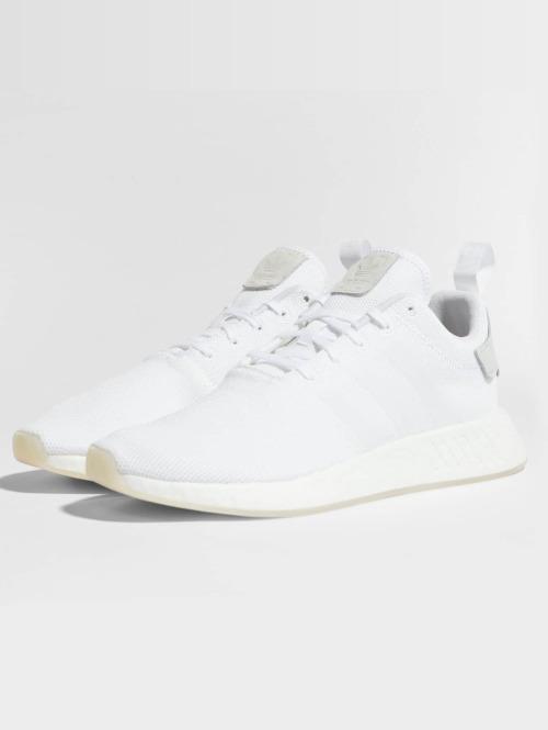 adidas originals Сникеры NMD_R2 белый