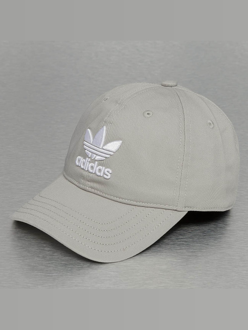 adidas originals Snapback Cap Trefoil grey