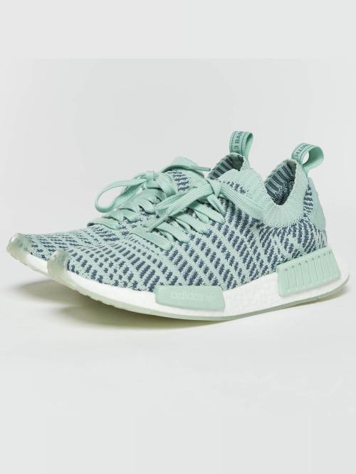 adidas originals Sneaker NMD_R1 STLT PK W grün
