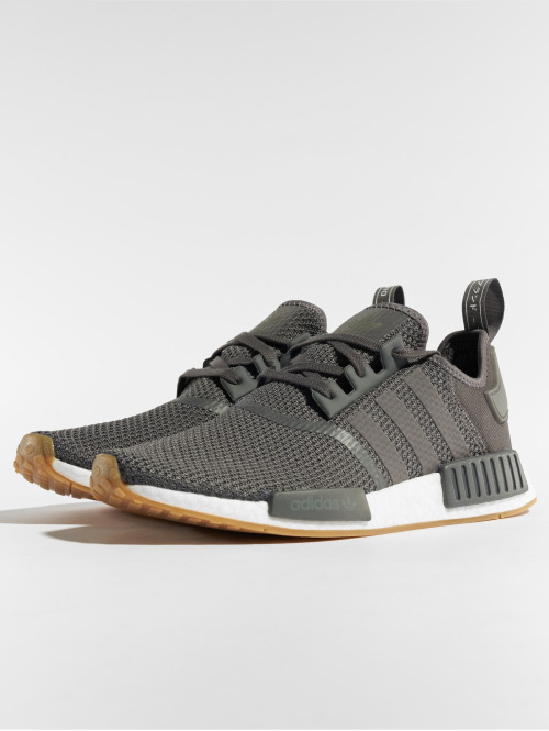 adidas originals Sneakers Nmd_r1 šedá