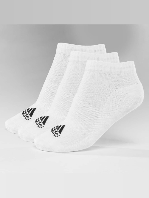 adidas Performance Sokken 3-Stripes No Show wit