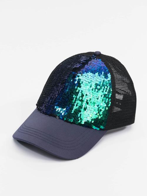Bangastic Trucker Cap Glam blau