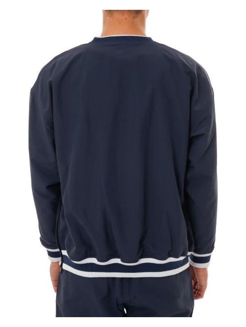 Carhartt WIP Pullover Division blau