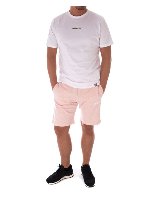 Carhartt WIP Shorts College pink