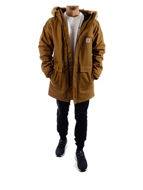 Carhartt WIP Winterjacke I023086HZ00 braun