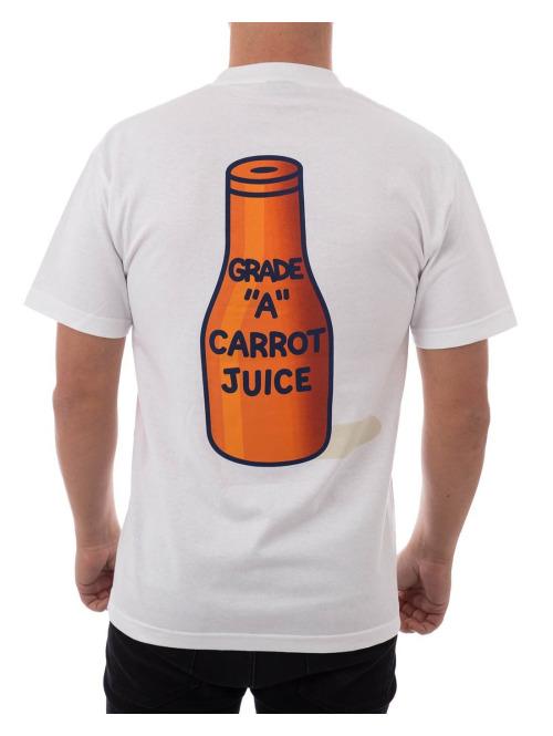 Carrots T-Shirt Juice weiß