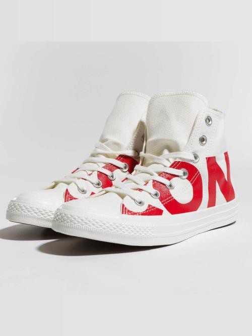 Converse Sneaker Taylor All Star Hi bianco