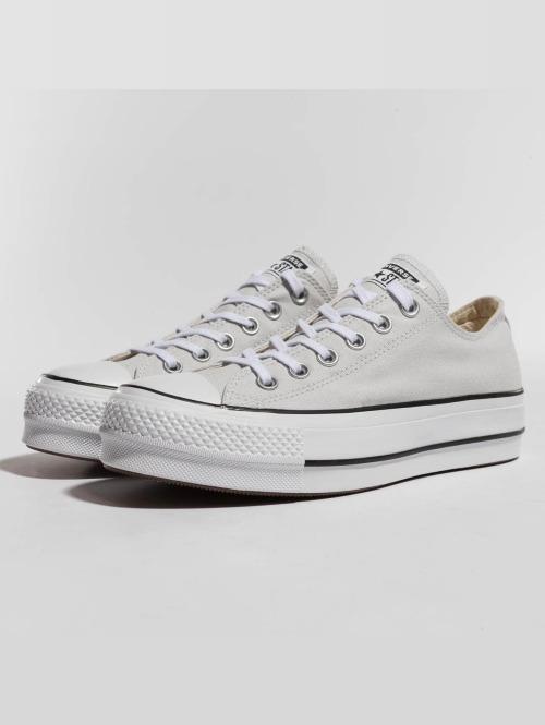 Converse sneaker CTAS Lift Ox grijs